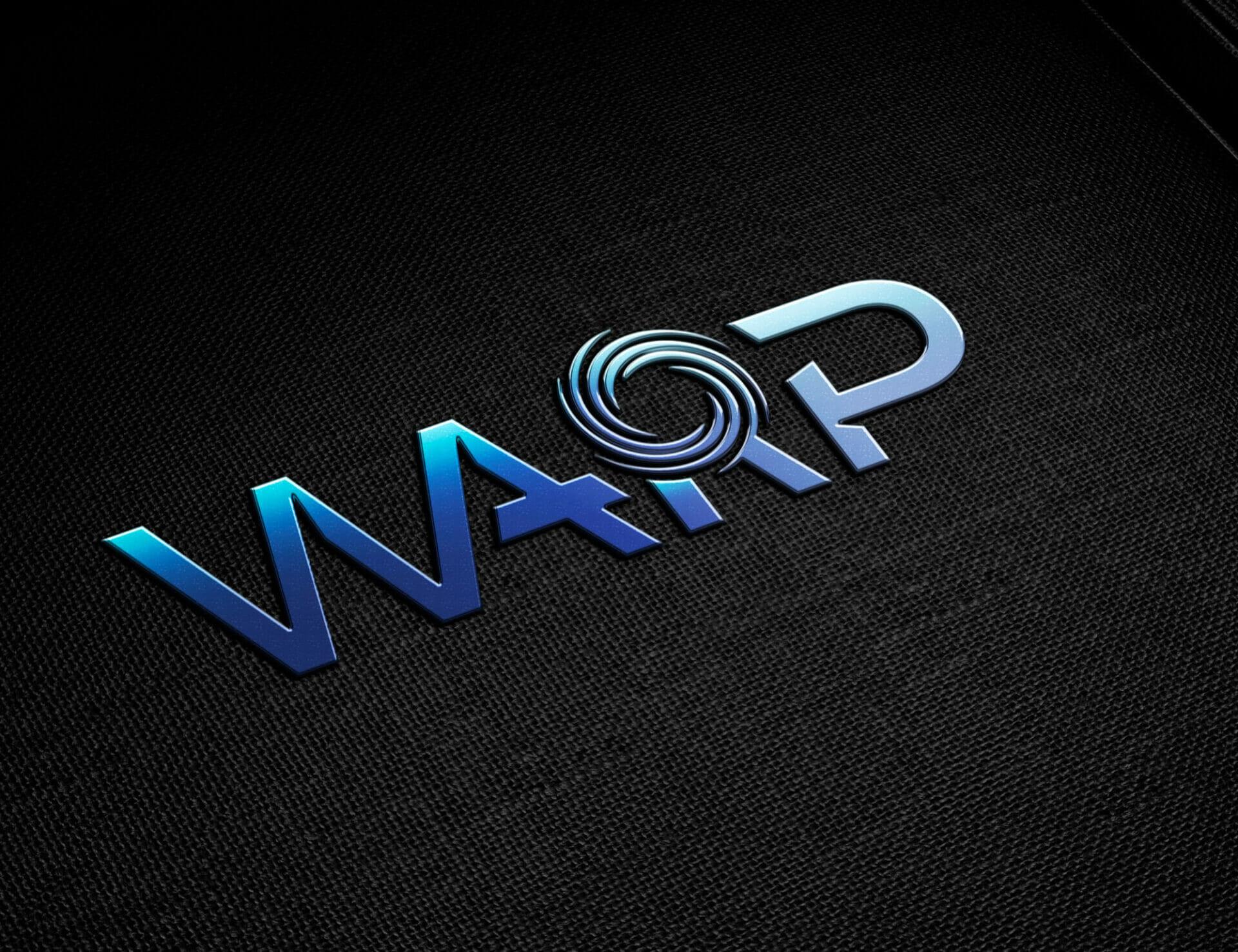 Logodesign WARP